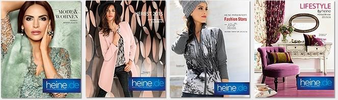 Heine Kataloge