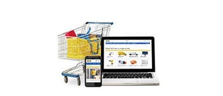 IKEA Mobil einkaufen