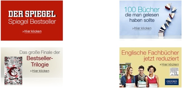 Amazon Bücher