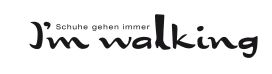 Im Walking Logo