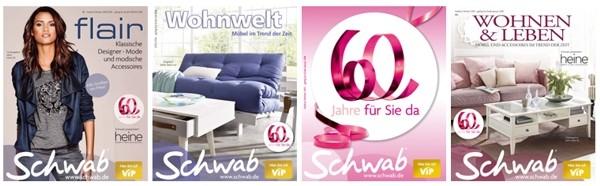 Schwab Kataloge