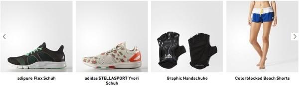Adidas Sortiment