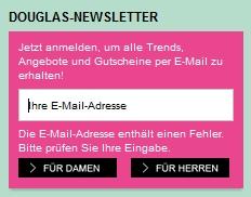 Douglas Newsletter