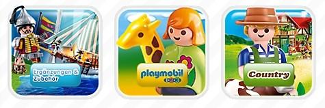 Playmobil Welten