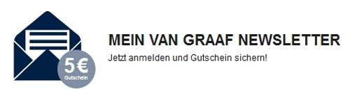 VAN GRAAF Newsletter